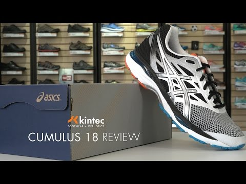 asics-cumulus-18-shoe-review- -kintec:-footwear-+-orthotics
