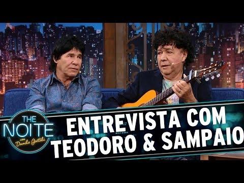 Entrevista com Teodoro & Sampaio | The Noite (04/07/17)