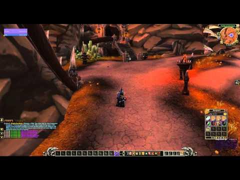 WoD Warlock Tier 17 PvE Armor Shadow Council