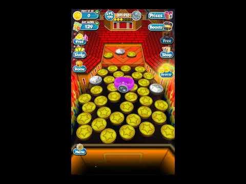 Let's play coin dozer. Part 1.