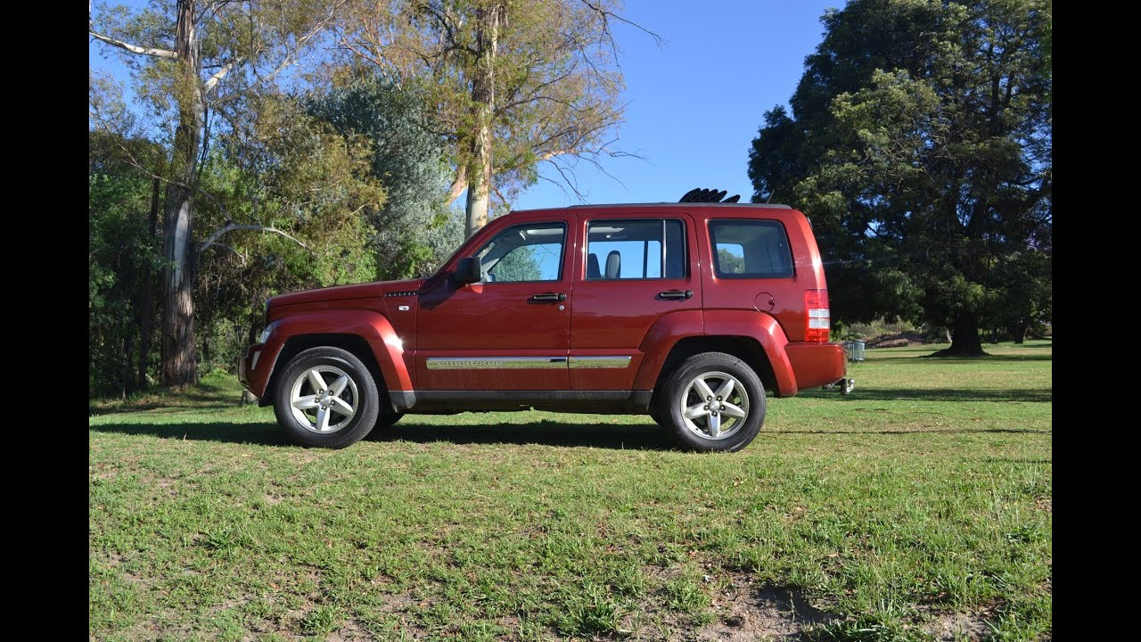2009 jeep cherokee 3.7 limited - 2774 - youtube