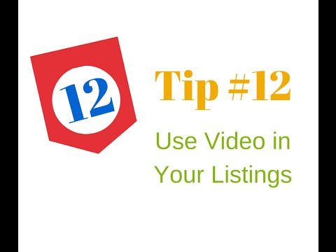eBay Selling Tips #12: How to Use Video in Your Listings