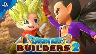 Dragon Quest Builders 2 - Boy Builder Opening Movie | PS4