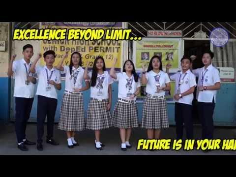 "Marian College Advertisement ""I Choose"""
