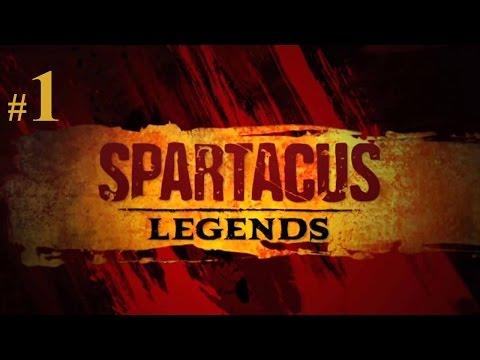 Прохождение Spartacus Legends #1 (На задворках Капуи)