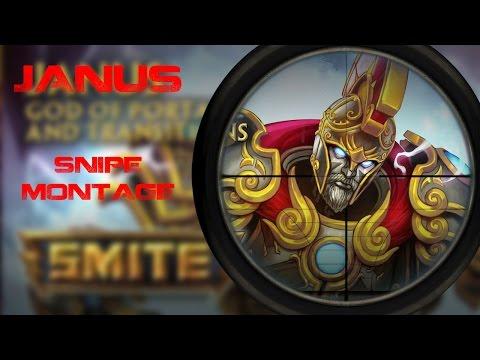 Smite: Janus snipe montage