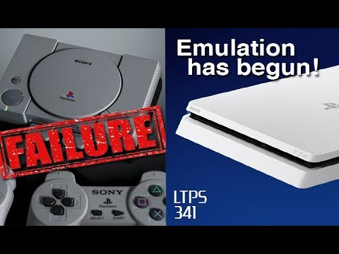 PS4 Emulator, PlayStation Classic Failed, PS Plus 2018 Savings were $1500   - [LTPS #341]