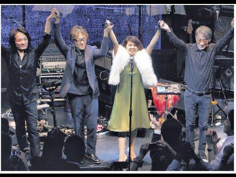 レベッカ、再結成か!NOKKOソロライブで復活!19年ぶり演奏披露