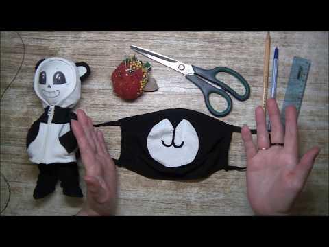 Маска на лицо (своими руками) Mask DO It Youself (2019)