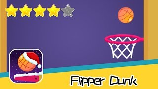 Flipper Dunk - Rollic Games - Walkthrough Get Started Recommend index four stars