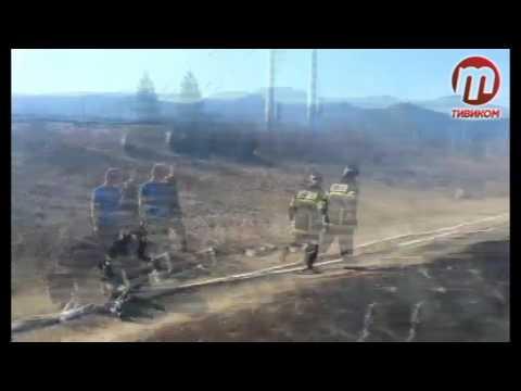 Около 15 домов горело на станции Мостовая