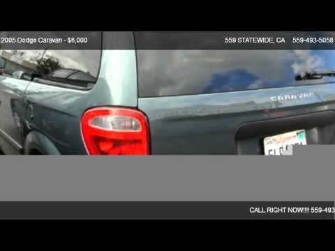 2005 Dodge Caravan SE - for sale in FRESNO, CA 93701