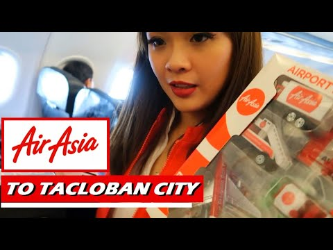 SUBSCRIBER'S FREE TRAVEL | Air Asia A320 to Tacloban City