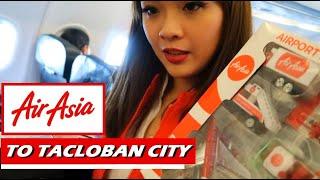 SUBSCRIBER'S FREE TRAVEL | Air Asia A320 to Tacloban City