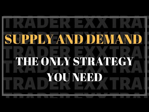 Trading Forex Supply And Demand: The Only Strategy You Need