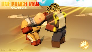 ROBLOX Speedart #2 (One Punch Man) Por: Tha Juke Box