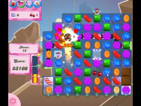 Candy Crush Saga Level 2616 - NO BOOSTERS