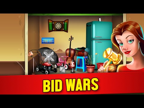 Bid Wars - Storage Auction Game for Android