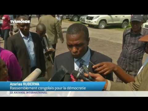 RDC : forte surveillance militaire après la suspension des pourparlers