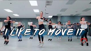 Download lagu I LIKE TO MOVE IT | CARDIO DANCE FITNESS