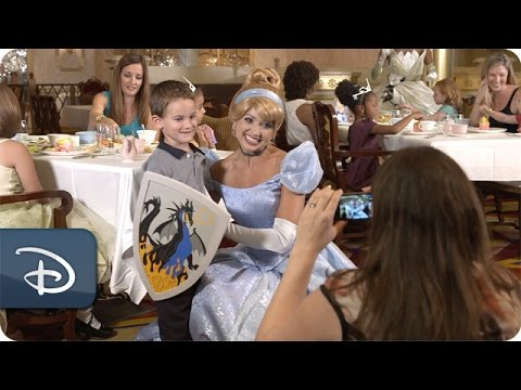 Royal Court Royal Tea Coming to All Disney Ships | Disney Cruise Line