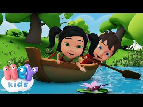 Rema, Rema, Rema la Barca + 30 minuti di canzoni per bambini