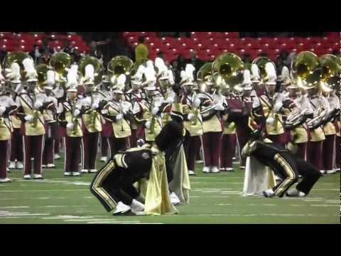 BCU Honda Battle of the Bands Intro 2012 Up Close