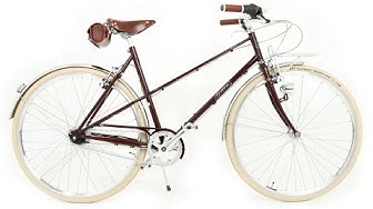 GE-CHECKT: Green's Bradford - Cityrad - RETRO Fahrrad