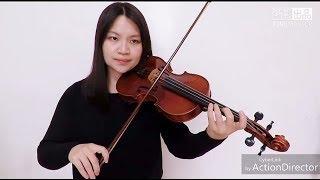 Billie Eilish - bury a friend(Violin Cover)