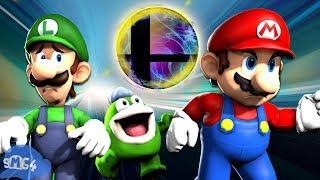 SMG4: The New Smash Bros