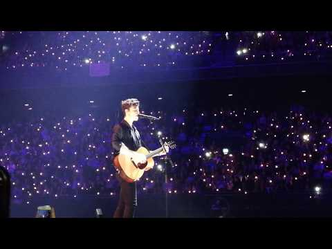 Shawn Mendes - Life Of The Party & When You're Ready (Ziggo Dome, Amsterdam, 7 March 2019)
