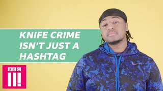 No Offence But… Knife Crime Isn't Just A Hashtag