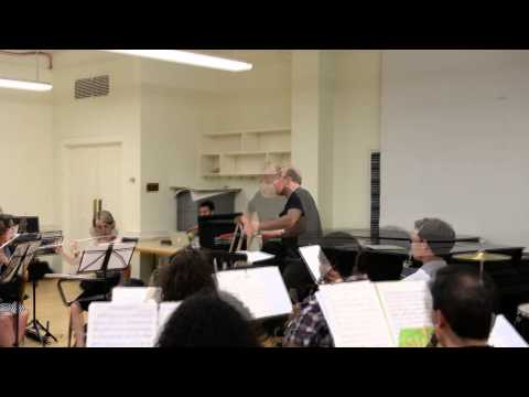 Columbia Summer Winds Composer Night with Jim Territo