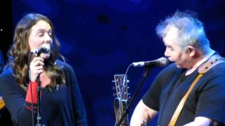 John Prine- In Spite of Ourselves (With Brandi Carlile) - Cayamo 2015
