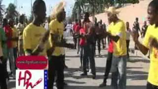 Haiti-Carnaval 2011 : Service minimum