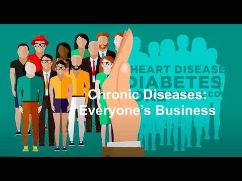 Chronic Diseases: Everyone's Business