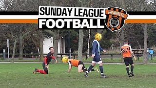 Sunday League Football - HE'S HAVING A LAUGH!