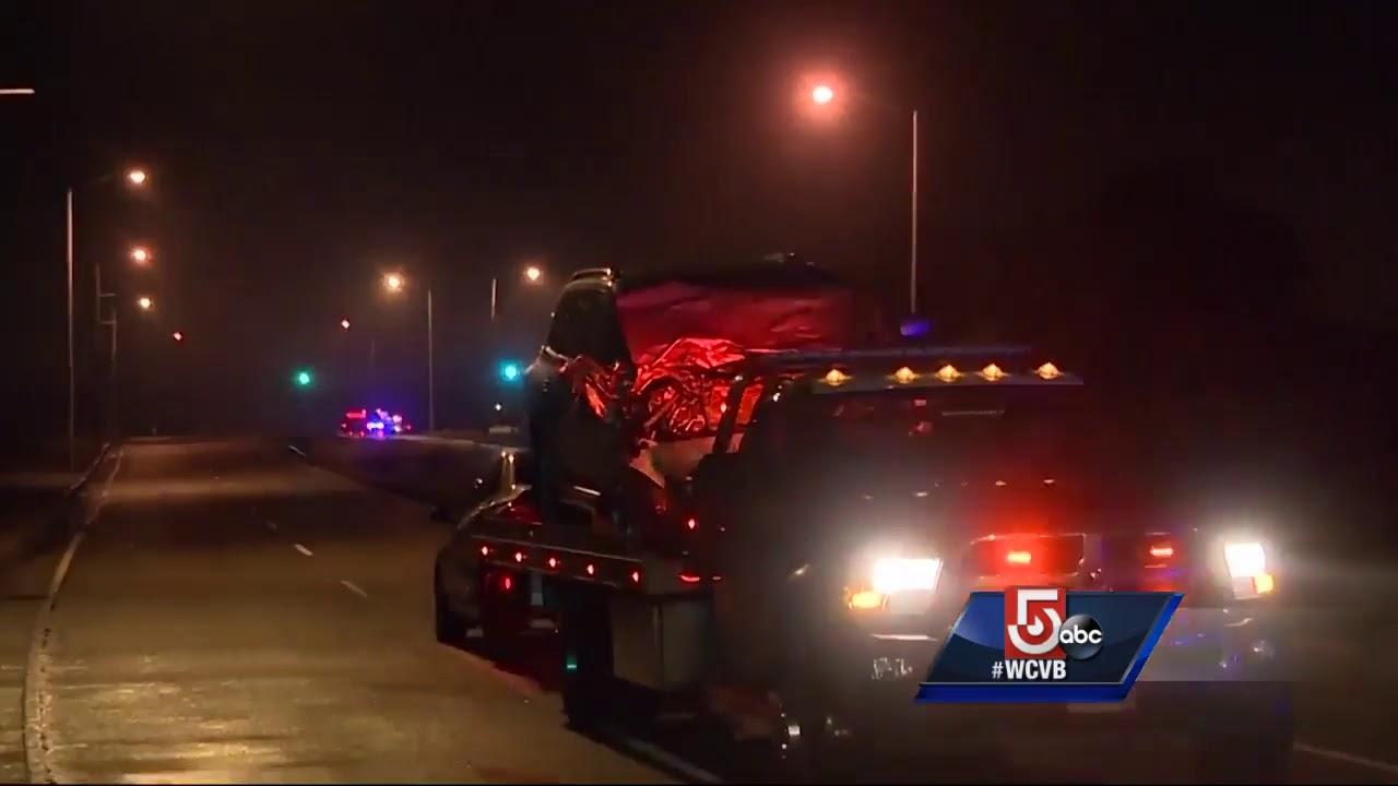 Man killed in Quincy crash identified