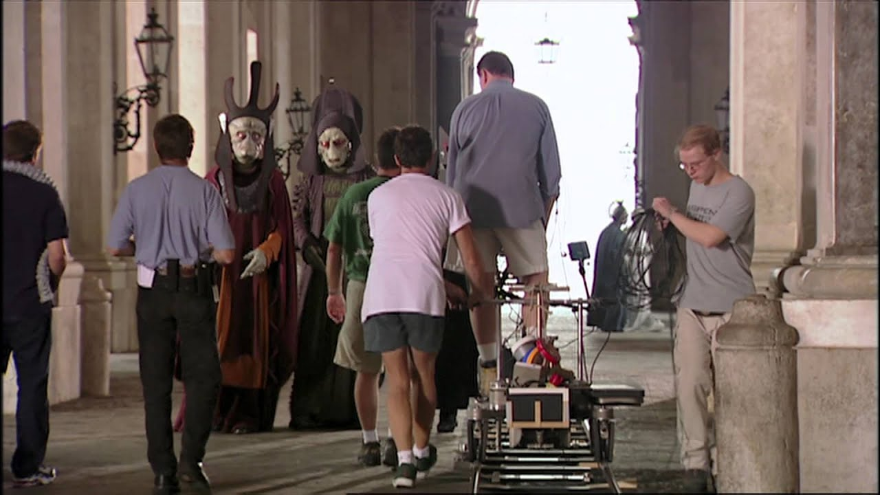 Download The Beginning: Making Star Wars: Episode I The Phantom Menace (Full Version)