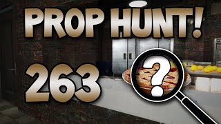 Oh Hey There Little Watermelon! (Prop Hunt! #263)