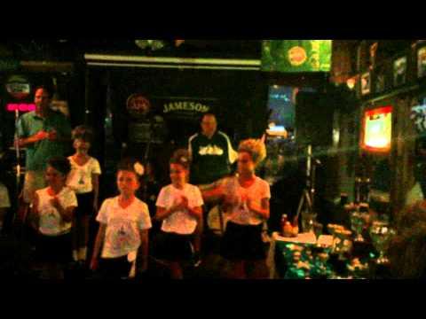 Treble Reel performance at Murphy's Irish Pub Va Beach