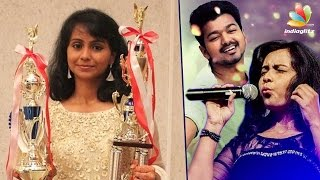 'Jilla' Whistler Shweta Suresh Becomes World Whistling Champion | Interview