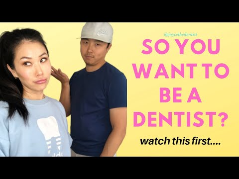 5 Reasons *NOT* To Become A DENTIST | Dr. Joyce Kahng