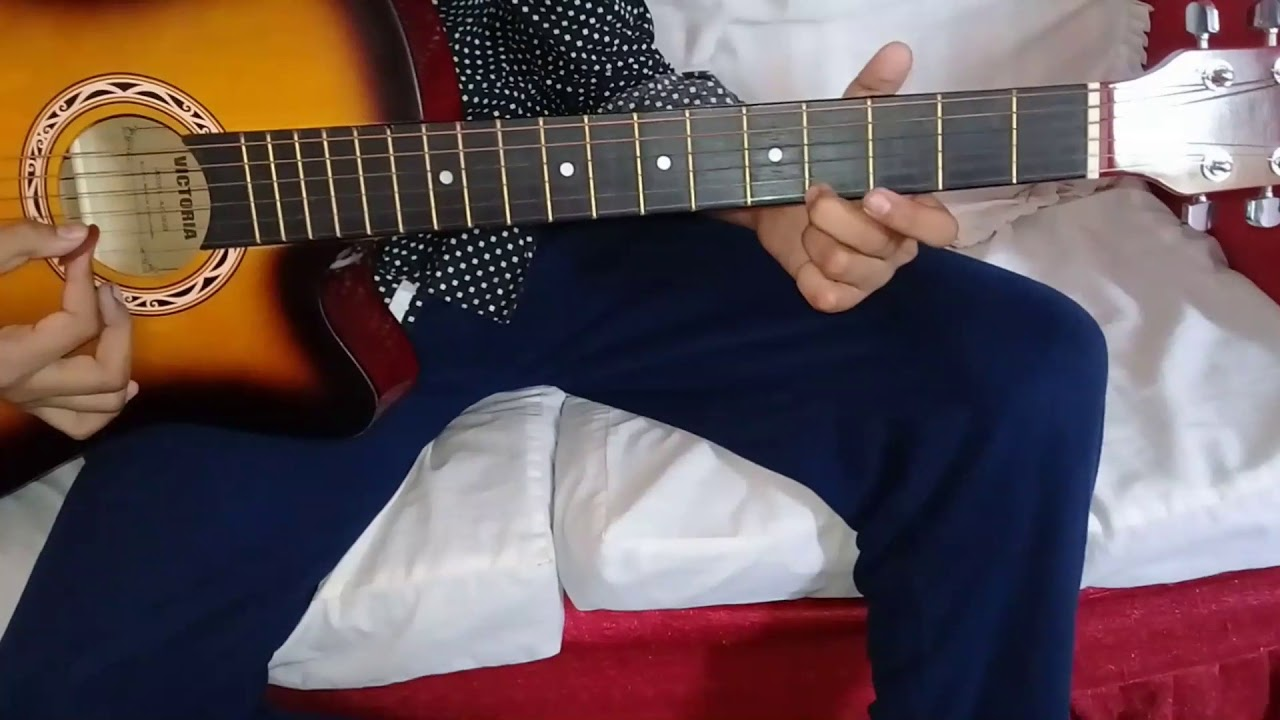 Deusi Bhailo Guitar Lesson Youtube