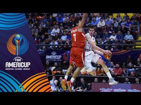 Top 5 Plays of the Semi-Finals (VIDEO) FIBA AmeriCup 2017