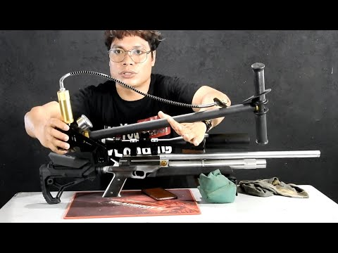 Magusap tayo-PCP Air Rifle