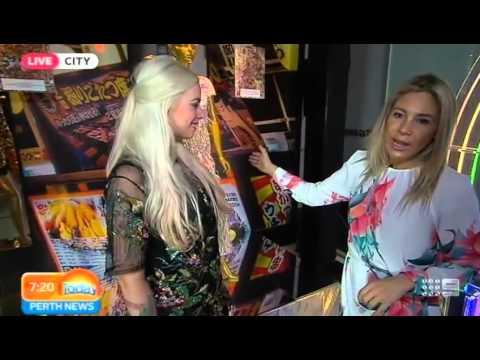 Jaime Lee Perth Fashion Festival 2015 Part 1 | Today Perth News