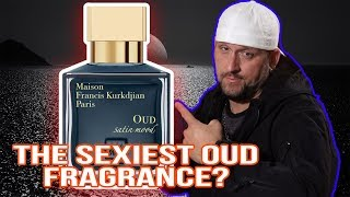 The Sexiest Oud Fragrance?? | MAISON FRANCIS KURKDJIAN - OUD SATIN MOOD FRAGRANCE REVIEW