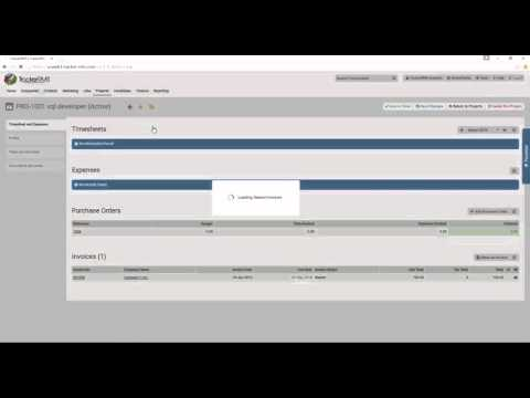 User Lesson 7 - Invoices & Payments
