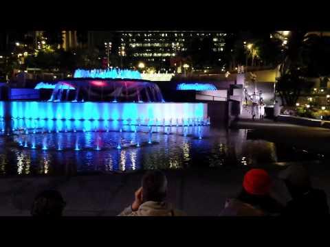 Blue13 dance company at grand park